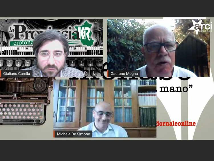 Menabo': puntata del 29/06/2020