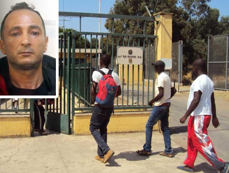 Avrebbe torturato migranti in una ''Safe house libica'': arrestato 37enne al Cara di Crotone